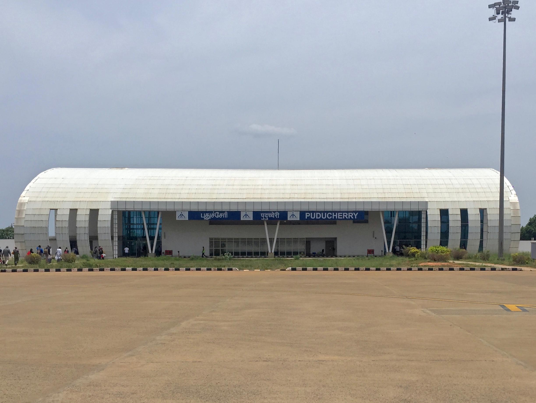 Airport Terminal Building, Puducherry Airport