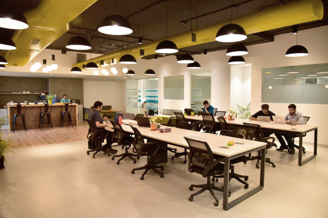 Springhouse Coworking <small>Gurugram</small>