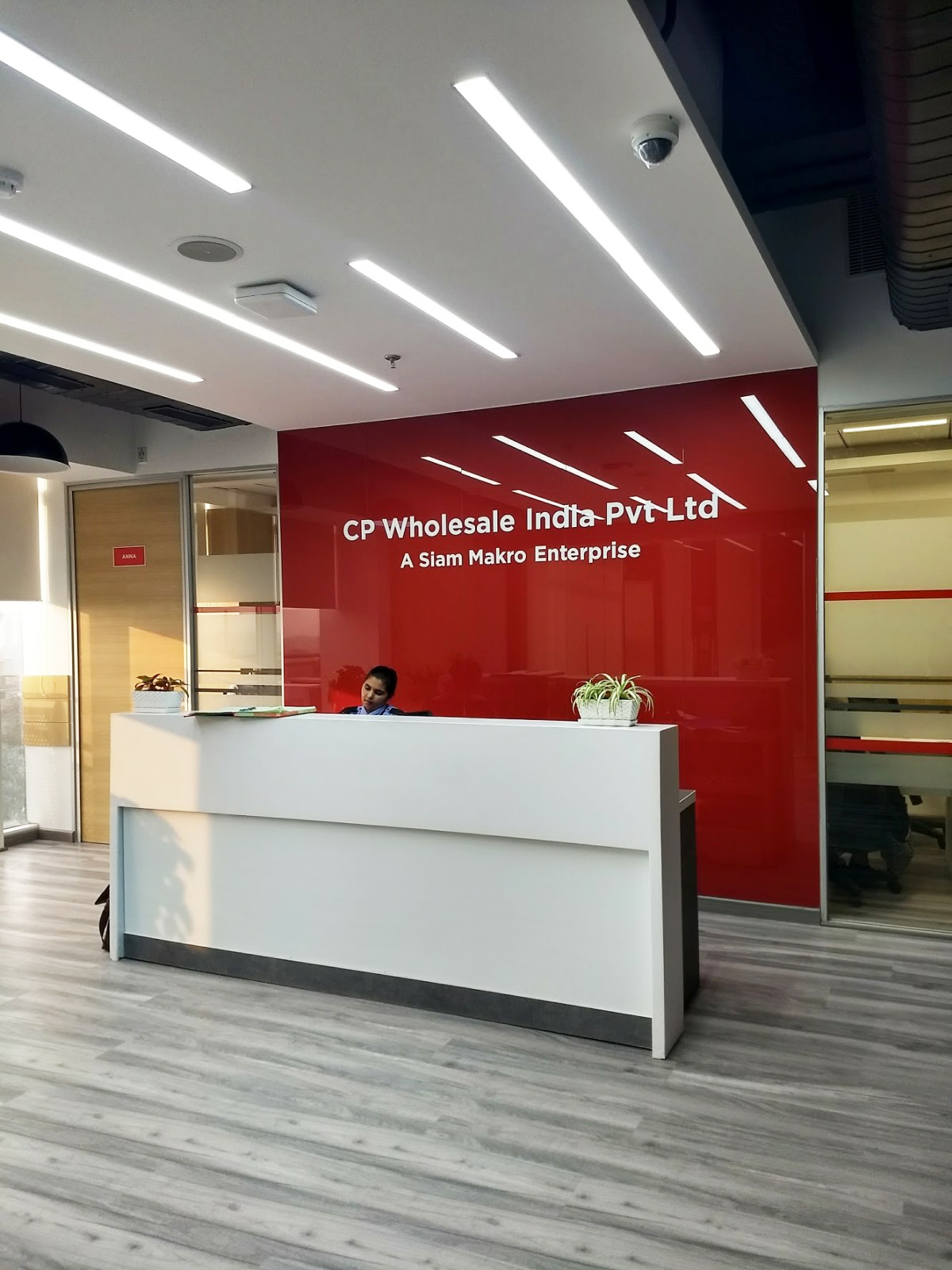 CP Wholesale India Pvt Ltd Office <small>Gurugram</small>